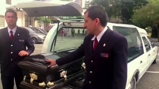 Telemedellín va sobre ruedas (Carro Fúnebre) #TmsobreRuedas - Día del Conductor