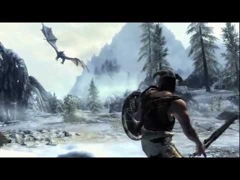 Skyrim Trailer - Misinterpreted Lyrics HD
