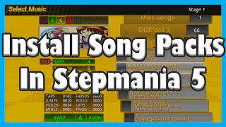 How to Install and Play Stemania Song Packs - Tutorial for Beginners