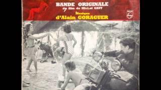 ALAIN GORAGUER  - Blues De Memphis N°2  (1959)