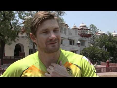 Shane Watson - Playing With Rahul