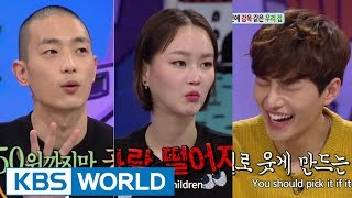 Hello Counselor - Park Sungjin, Lee Hyejung, Kim Jaeyoung & Song Haena  (2015.02.16)