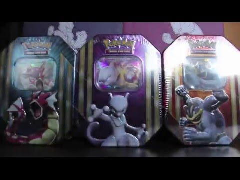 opening pokemon karten mewtu ex trio champion power tin box booster packs deutsch german youtube. Black Bedroom Furniture Sets. Home Design Ideas