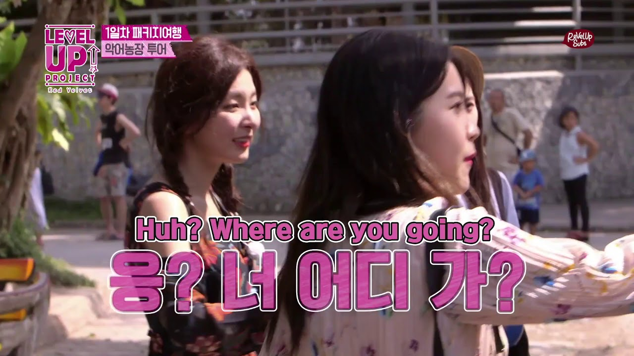 Download [ENG SUB]Red Velvet Level Up! Project Ep  8