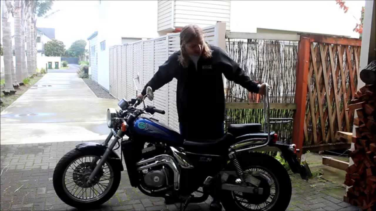 Kawasaki EL 250 Comprehensive Evaluation - YouTube