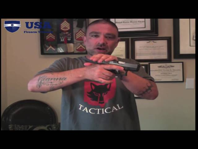 Grip Force Adapter for Glock – Video Review
