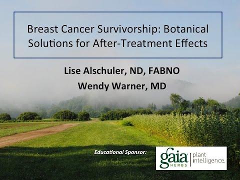 Herbal Medicine after Breast Cancer