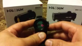 holosun hs503c vs hs515c