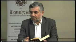 Ali-İmran Suresi 33-37. Ayetler – Zekeriyya a.s. ve Meryem Ana