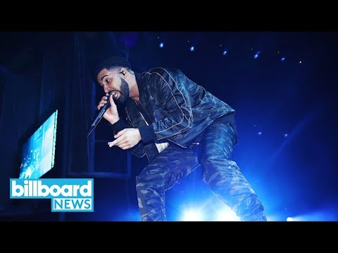 All The Best Moments From Drake's 8th Annual OVO Fest | Billboard News