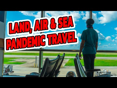 24hr Pandemic Travel Journey: 3 Planes, 2 Taxis, and 1 boat