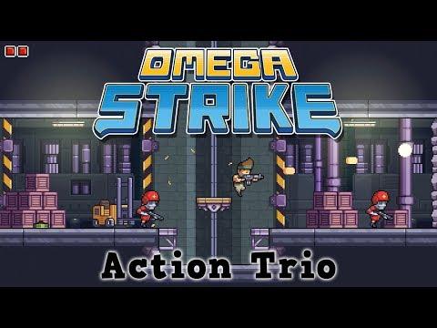 Omega Strike - Action Trio