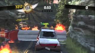 Stuntman: Ignition Playthrough - Escape (Aftershock)