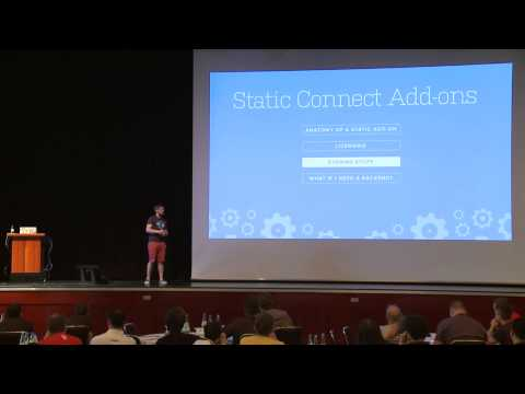 AtlasCamp 2014: Static Connect Add-ons