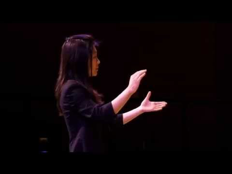 Performing w Dr. Jenny Wong, LA Master Chorale