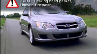 2005-2009 Subaru Legacy Pre-Owned Vehicle Review