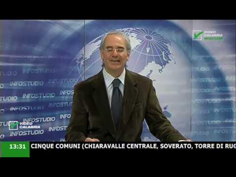 InfoStudio il telegiornale della Calabria notizie e approfondimenti - 27 Marzo 2020 ore 13.30