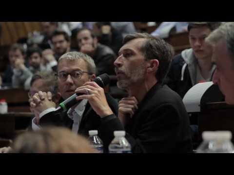 Journée de l'innovation 2016 - PROJETS DE L'INCUBATEUR