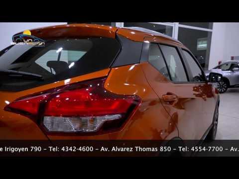 Nueva Nissan Kicks desde Autogen