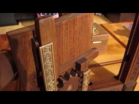 singapore islamic invention exhibition ancient lock design