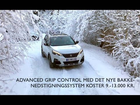 video peugeot 3008 advanced grip control youtube. Black Bedroom Furniture Sets. Home Design Ideas