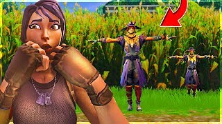 SCARECROW SKINS Should Be REMOVED! | *NEW TROLL* | Fortnite Battle Royale!