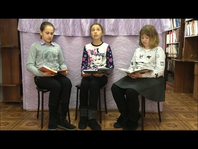 Изображение предпросмотра прочтения – «ДАРиДОБРО» читают произведение «Самые ласковые руки» В.А.Сухомлинского