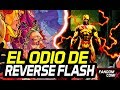 Por qué Eobard Thawne odia tanto a Barry Allen/The Flash