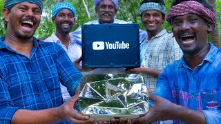 Download DIAMOND BUTTON UNBOXING | First Time in South India | Meeting TN Chief Minister | 10M Subscribers