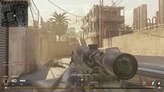 Call Of Duty MW1 Remasterd © PC Backlot