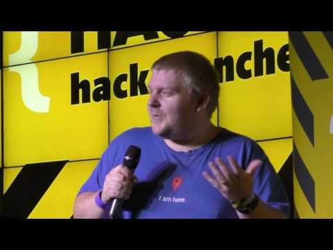 Hack Manchester 2016 Award Show With Sound