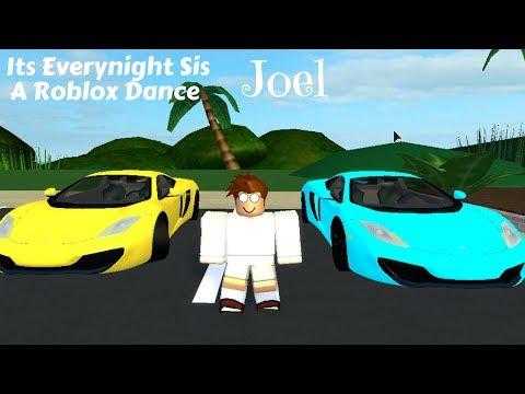 Its Everynight Sis Clean | ROBLOX DANCE