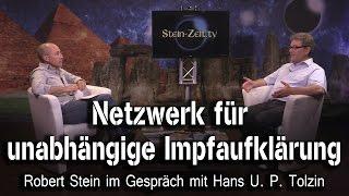 Netzwerk für unabhängige Impfaufklärung - Hans Tolzin bei SteinZeit
