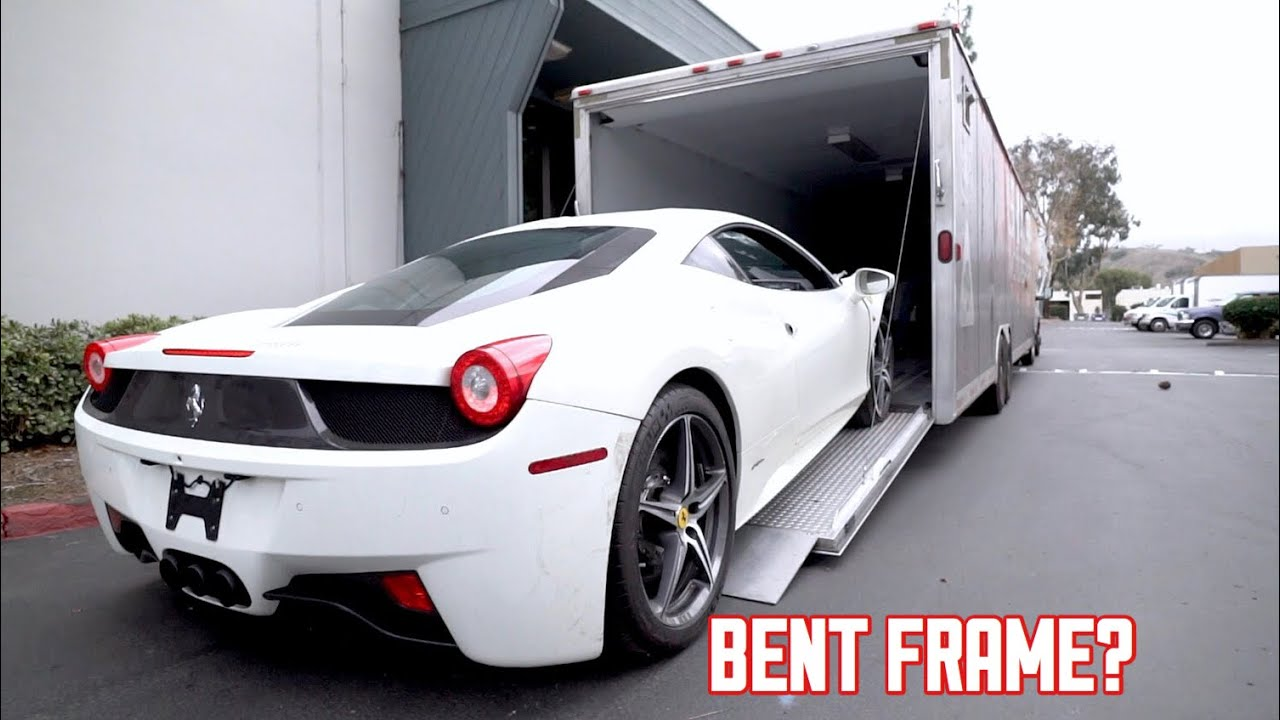 my-wrecked-ferrari-458-goes-to-the-frame-shop