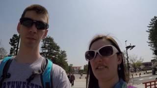 Kiersten and Bryan's Japan Vlog - Day 8 - Kyoto thumbnail