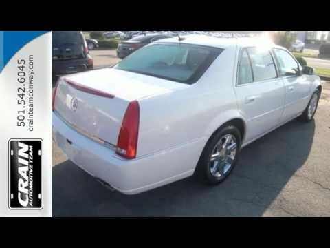 2006 cadillac dts conway ar little rock ar bp4241a sold youtube. Black Bedroom Furniture Sets. Home Design Ideas