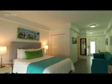 ROYAL HOLIDAY DESTINATIONS - Park Royal Miami Beach