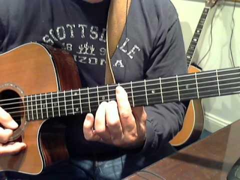 Bob Weir Lick - Ramble On Rose - Grateful Dead - JDarks.wmv