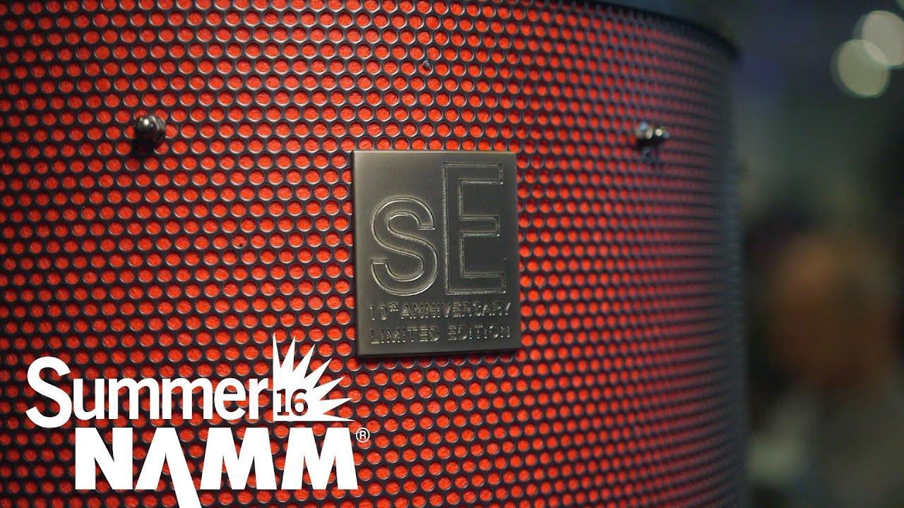 Summer NAMM '16: SE Electronics RF Pro