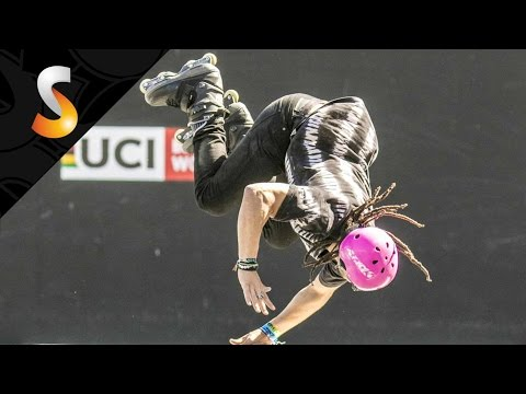 Jeremy Suarez  1st Final Roller Park  FISE World Montpellier 2016