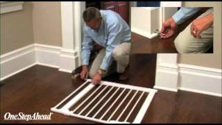 How To Assemble The Kidco Pressure Mounted Center Gateway Safety Gate