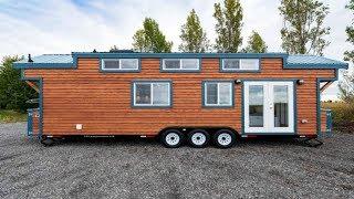 Custom 30' Mint Tiny Home
