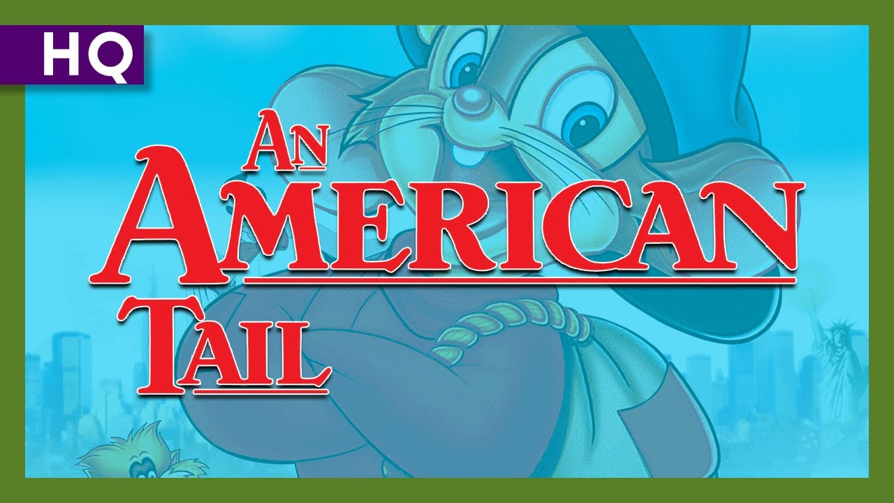 An American Tail (1986) Trailer