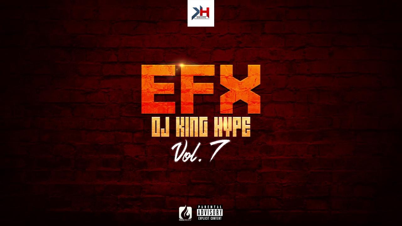 efx dj king hype vol 8