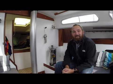 Sail Life - Refleks 66, diesel stove (heater)