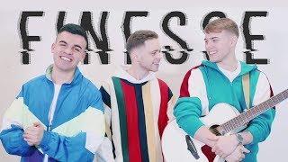 Nxtgen - finesse (bruno mars cover) [acoustic] #thevoiceuk