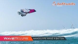 Video: Loftsails Wavescape green 2021