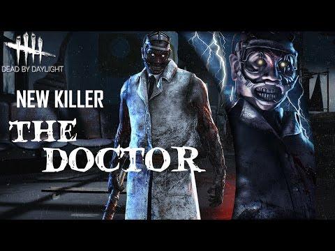 Spark of Madness New Killer - Dead by Daylight - Killer #116 Doctor |
