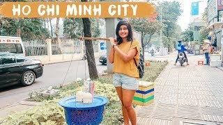 EXPLORING HO CHI MINH CITY - Vietnam Travel Vlog