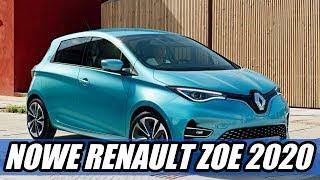 Nowe Renault Zoe 2020 - wszystko co musisz o nim wiedzieć